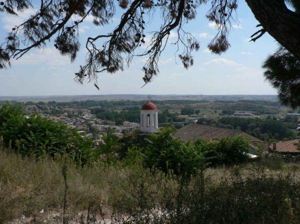 Uitzicht over Didimoteicho. 2 - Foto van Anna