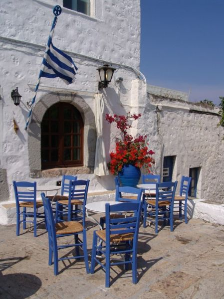 Patmos - Foto van Van Velzen