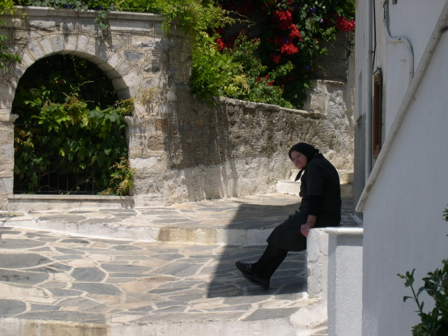 foto Naxos, Filoti