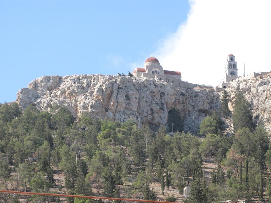 Agios Savvas Kalymnos