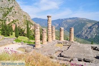 Delphi (Delfi) | Griekenland 96 - Foto van De Griekse Gids