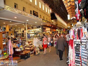 De overdekte markt foto 1  | Chania stad | Kreta - Foto van https://www.grieksegids.nl/fotos/eiland-kreta/fotos-mid/chania-kreta/chania-stad-103.jpg