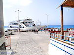 De ferry Daskalogiannis aan het haventje van Agia Roumeli | Chania Kreta | Griekenland - Foto van De Griekse Gids