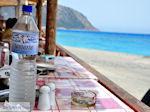 Fles Samaria water in Agia Roumeli | Chania Kreta | Griekenland - Foto van De Griekse Gids