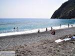 GriechenlandWeb.de Het zand- kiezelstrand van Agia Roumeli foto 9 | Chania Kreta | Griechenland - Foto GriechenlandWeb.de