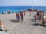 GriechenlandWeb.de Wachtend auf de boot die ons van Agia Roumeli naar Sfakia zal brengen | Chania Kreta | Griechenland - Foto GriechenlandWeb.de