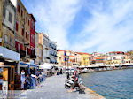De oude haven foto 2  | Chania stad | Kreta - Foto van De Griekse Gids