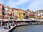 Hier is het gezellig  | Chania stad | Kreta - Foto van De Griekse Gids