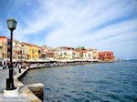 Een mooie foto van de pittoreske haven  | Chania stad | Kreta - Foto van De Griekse Gids