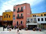 Kleurrijke gebouwen  | Chania stad | Kreta - Foto van De Griekse Gids