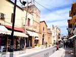 De Halidon straat, in het midden het archeologische museum  | Chania stad | Kreta - Foto van De Griekse Gids