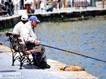 De oude visser van Chania  | Chania stad | Kreta - Foto van De Griekse Gids