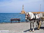 Het witte paard en de vuurtoren  | Chania stad | Kreta - Foto van De Griekse Gids