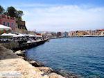 Uitzicht op de haven  | Chania stad | Kreta - Foto van De Griekse Gids