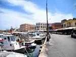 Het binnenste gedeelte van de haven  | Chania stad | Kreta - Foto van De Griekse Gids