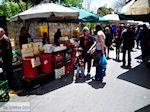 Lekkere kaas op de markt  | Chania stad | Kreta - Foto van De Griekse Gids