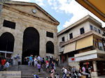 Ingang overdekte markt  | Chania stad | Kreta - Foto van De Griekse Gids
