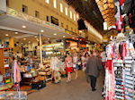 De overdekte markt foto 1  | Chania stad | Kreta - Foto van De Griekse Gids