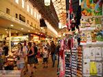 De overdekte markt foto 2  | Chania stad | Kreta - Foto van De Griekse Gids