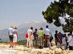 Festos Kreta - Phaestos | Op de achtergrond Ida - Foto van De Griekse Gids