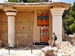Knossos Kreta | Griekenland | De Griekse Gids foto 25 - Foto van De Griekse Gids
