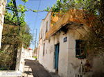 Steegje in oud Stalos (Ano Stalos)  | Chania | Kreta - Foto van De Griekse Gids