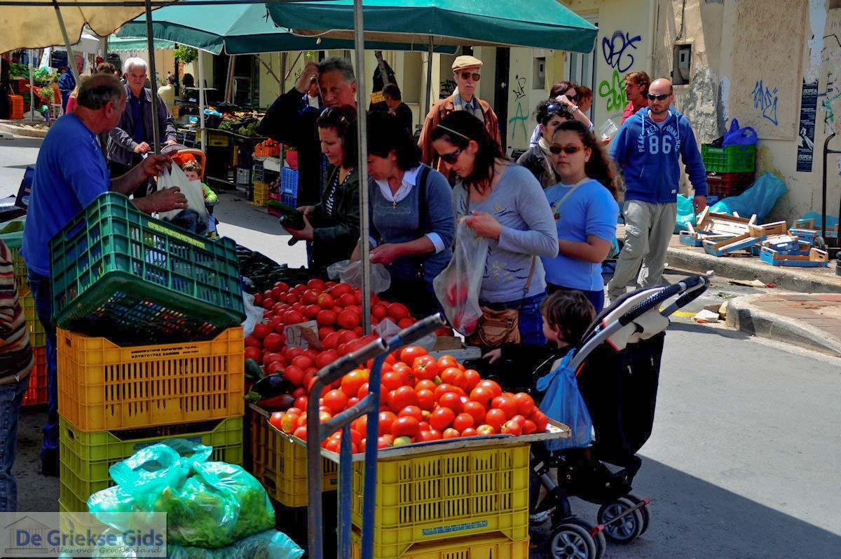 foto De markt van Chania  | Chania stad | Kreta