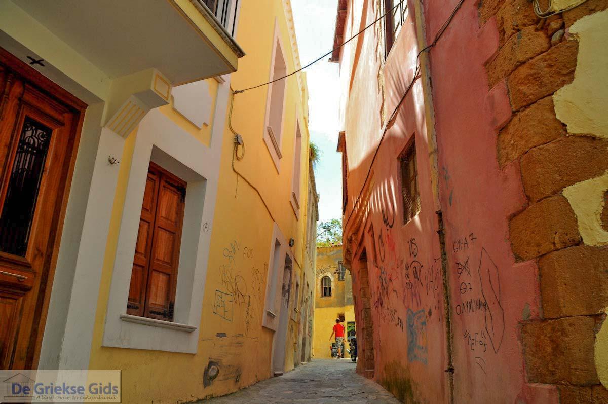 foto Smal, smaller, smalst  | Chania stad | Kreta