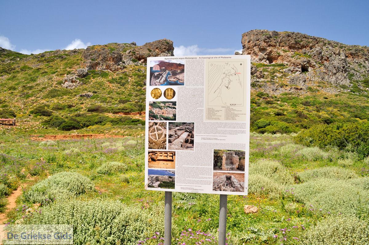 foto Oud Falassarna (Falasarna) Chania Kreta | Griekenland | Foto 37