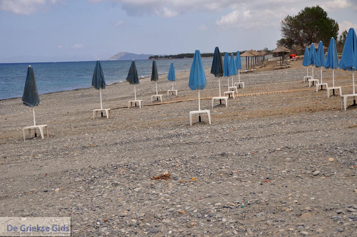 foto Het strand van Kolymbari (nabij Chrispy's world) | Chania Kreta | Griekenland