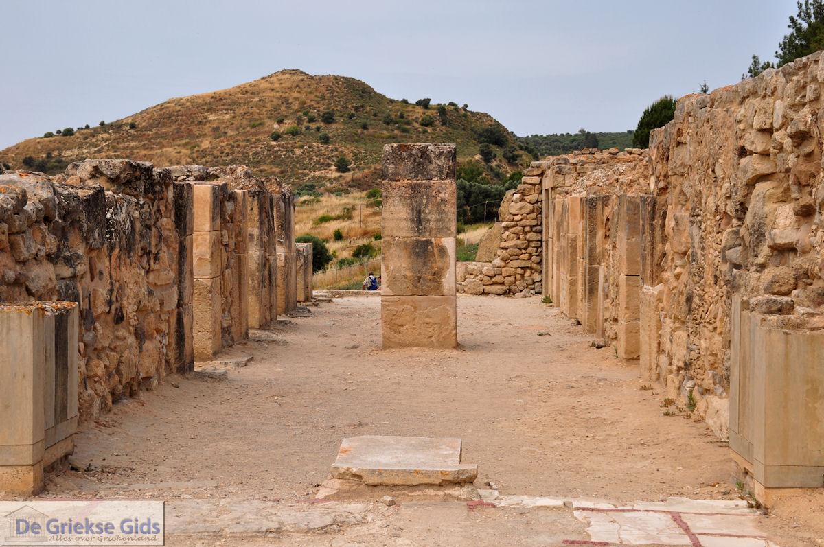 foto Festos Kreta  Phaestos   De Griekse Gids foto 14