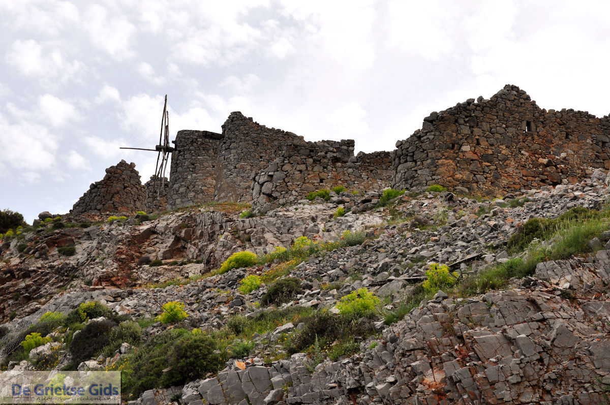 foto Lassithi vlakte Kreta   Griekenland 9
