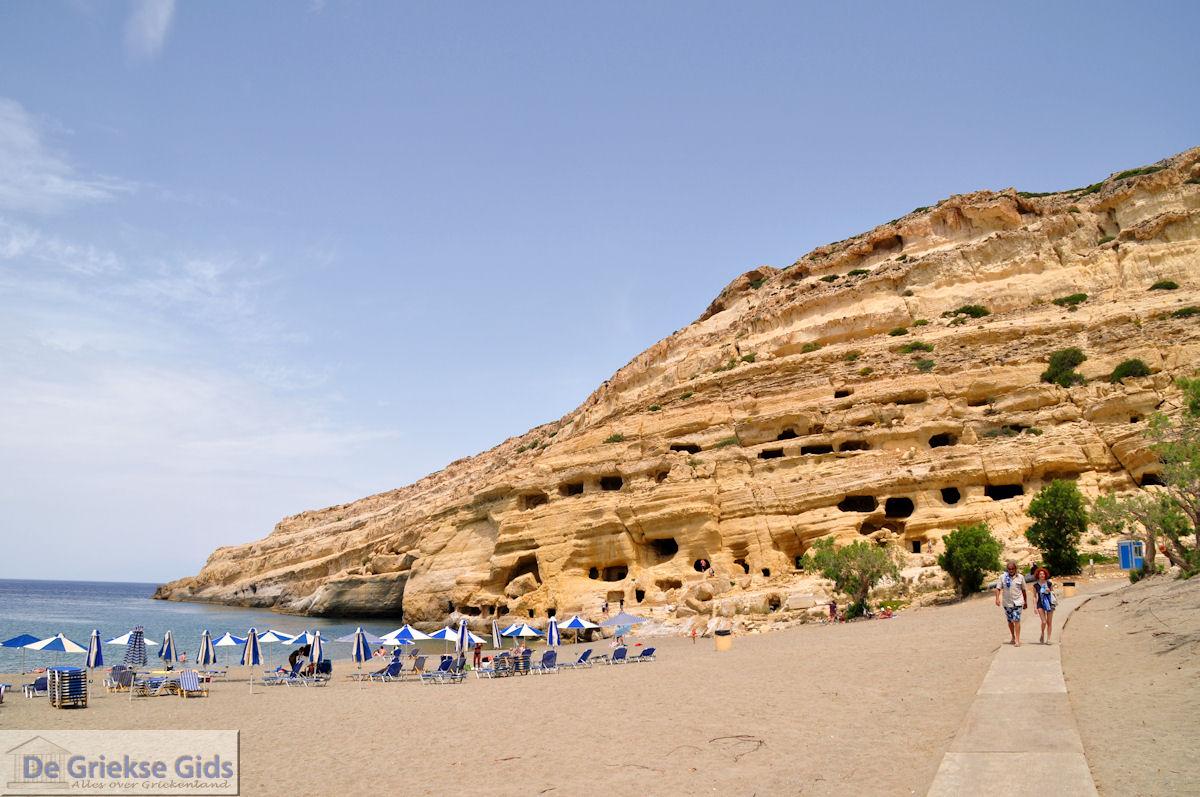 foto Matala Kreta | Griekenland | De Griekse Gids foto 2