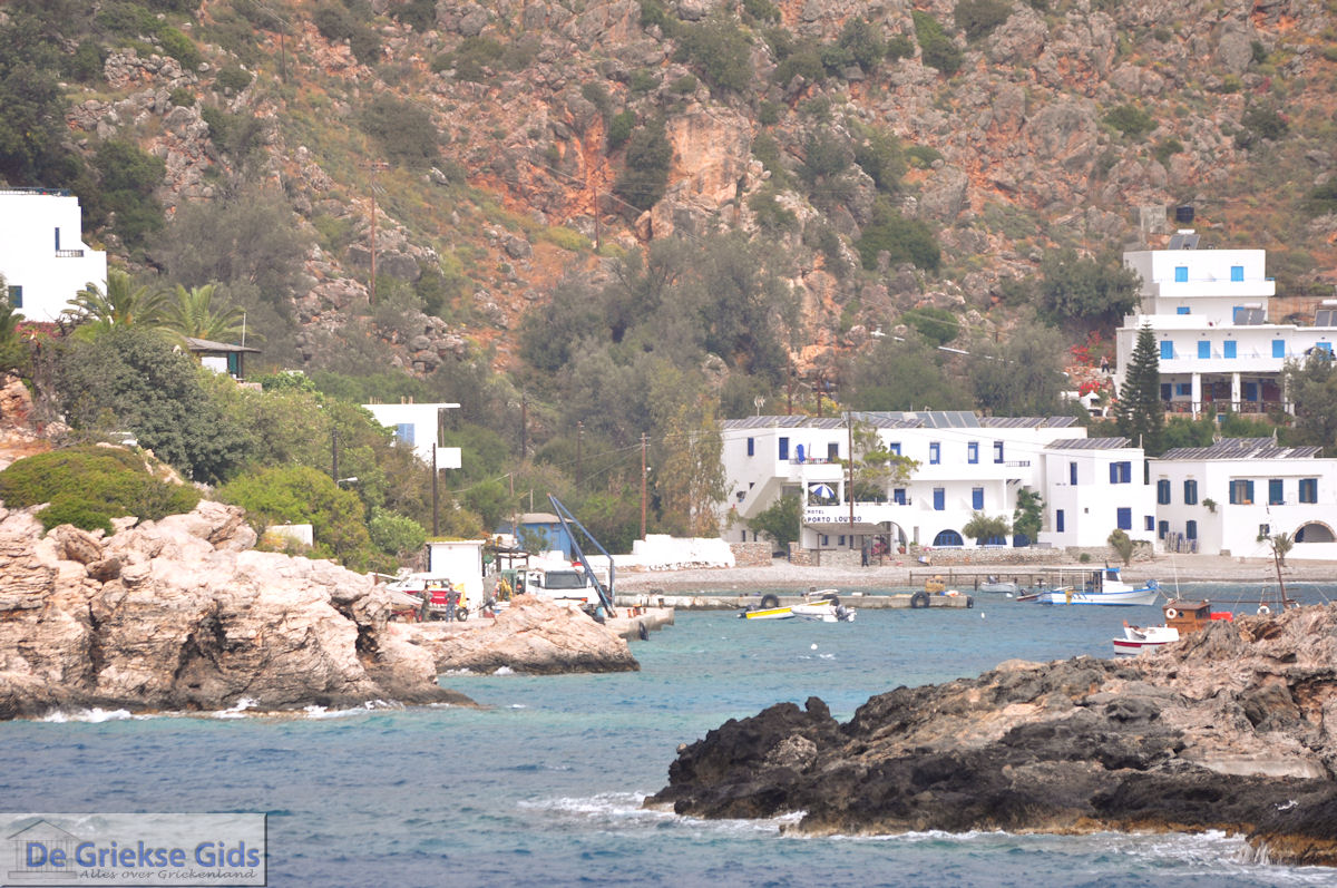 foto Loutro Chania Kreta | Griekenland | De Griekse Gids Foto 20