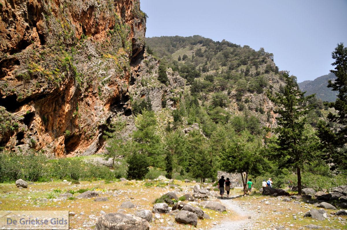 Gebirge Lefka Ori Chania Kreta
