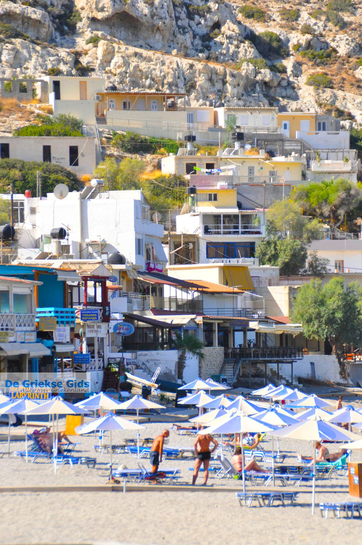 foto Matala   Zuid Kreta Griekenland 43