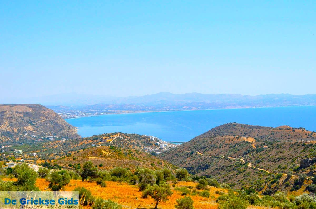 foto Baai Messara - Agia Galini | Zuid Kreta Griekenland 2