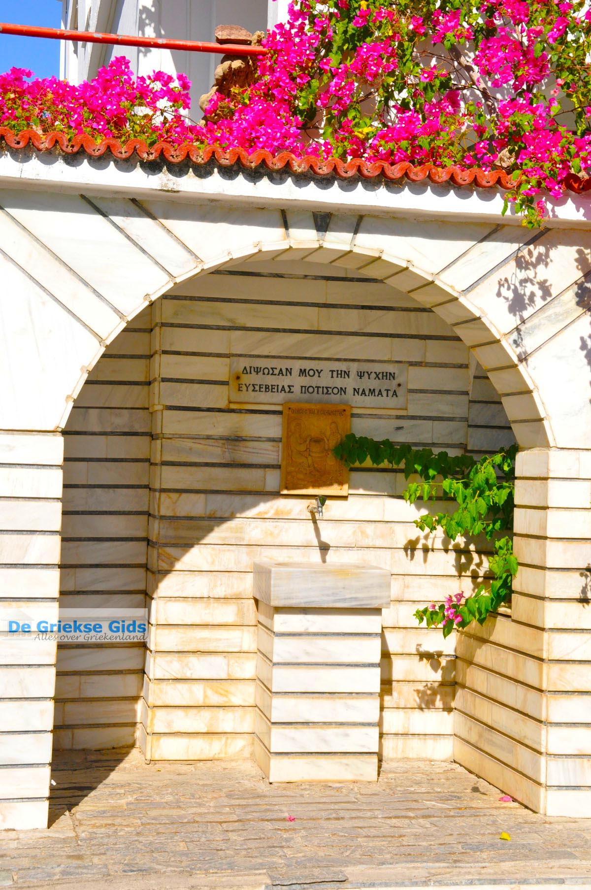 foto Panagia Kaliviani bij Mires  Zuid Kreta Griekenland 29