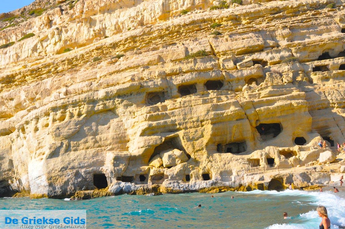 foto Matala | Zuid Kreta | De Griekse Gids foto 110