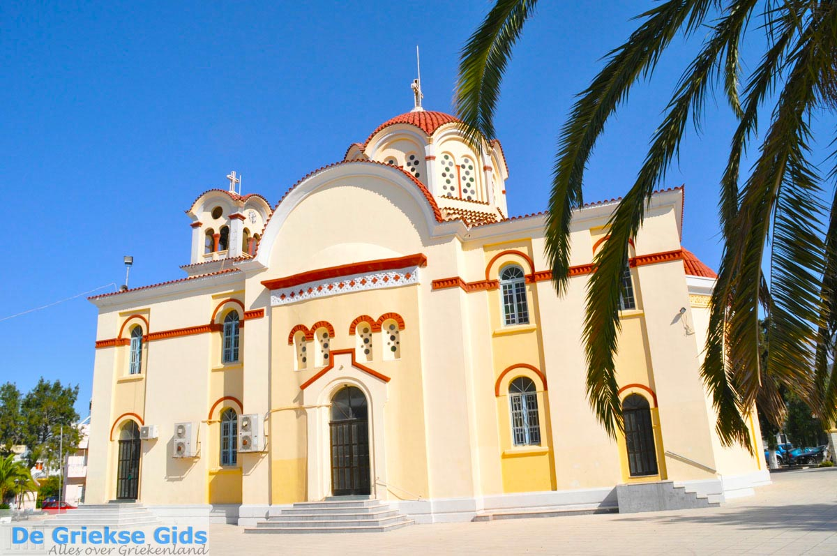 foto Timbaki   Zuid Kreta Griekenland 1