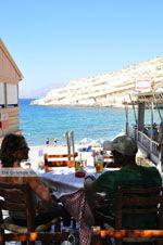 Matala | Zuid Kreta | De Griekse Gids foto 91 - Foto van De Griekse Gids