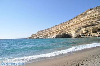 Matala | Zuid Kreta | De Griekse Gids foto 104 - Foto van De Griekse Gids