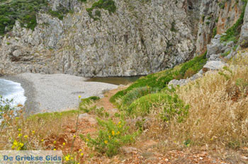 Aghia Pelagia Kythira   Strand Lagada foto 10 - Foto van De Griekse Gids