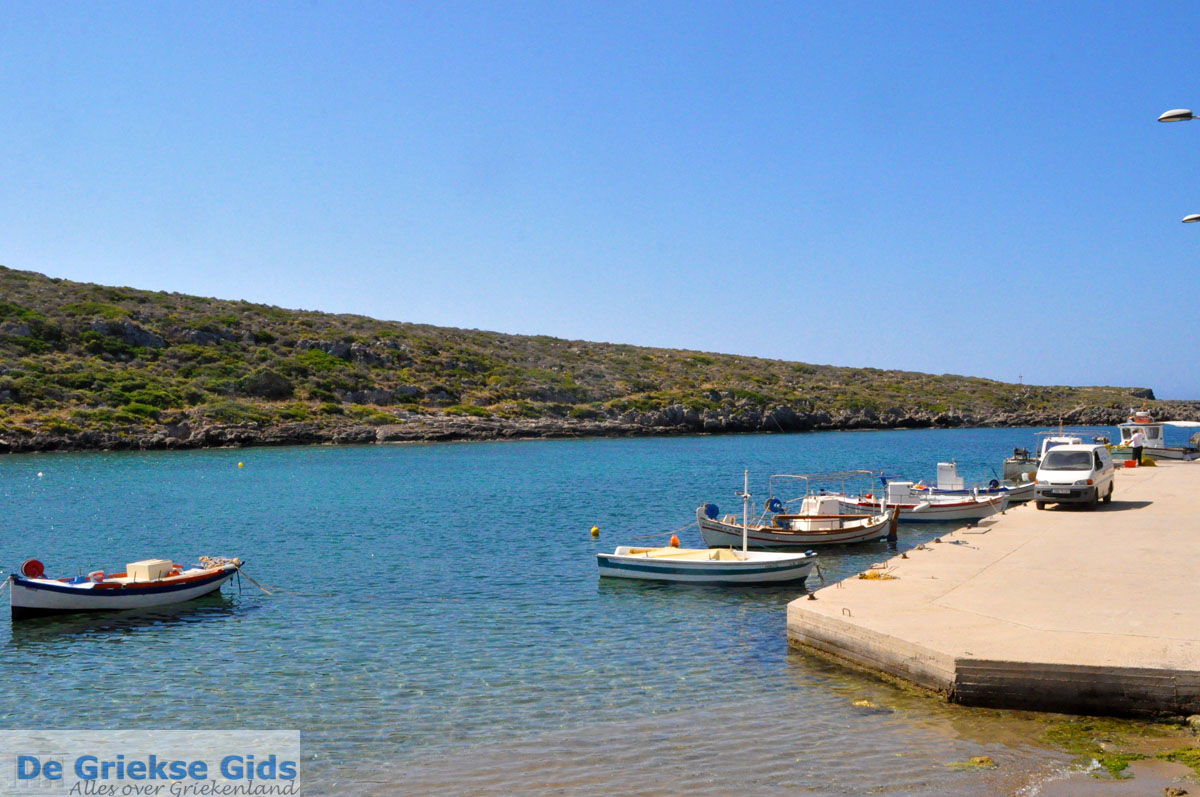foto Avlemonas Kythira   Griekenland   De Griekse Gids 36