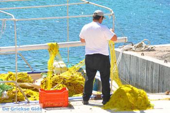 Visser Avlemonas Kythira | Griekenland | De Griekse Gids 42 - Foto van https://www.grieksegids.nl/fotos/eiland-kythira/avlemonas/normaal/avlemonas-kythira-042.jpg