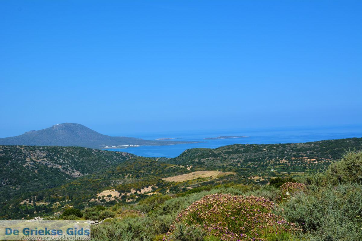 foto Komponada strand bij Karvounades op Kythira Griekenland 7