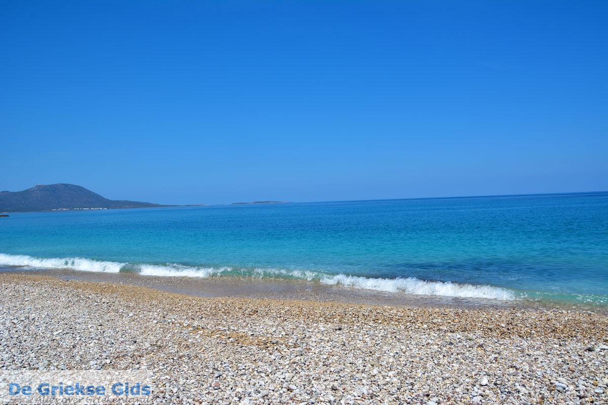 foto Komponada strand bij Karvounades op Kythira Griekenland 12