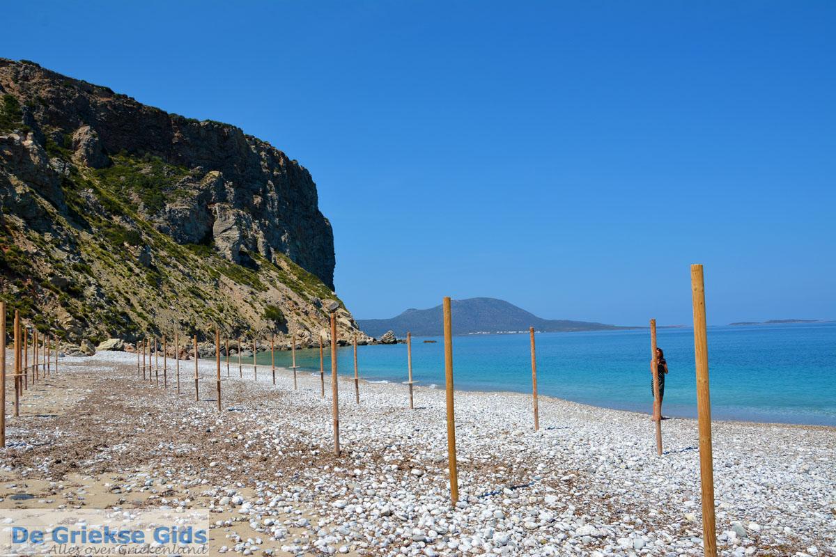foto Komponada strand bij Karvounades op Kythira | De Griekse Gids foto 19