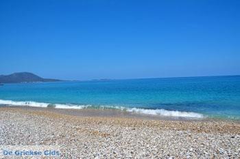 Komponada strand bij Karvounades op Kythira | De Griekse Gids foto 12 - Foto van De Griekse Gids