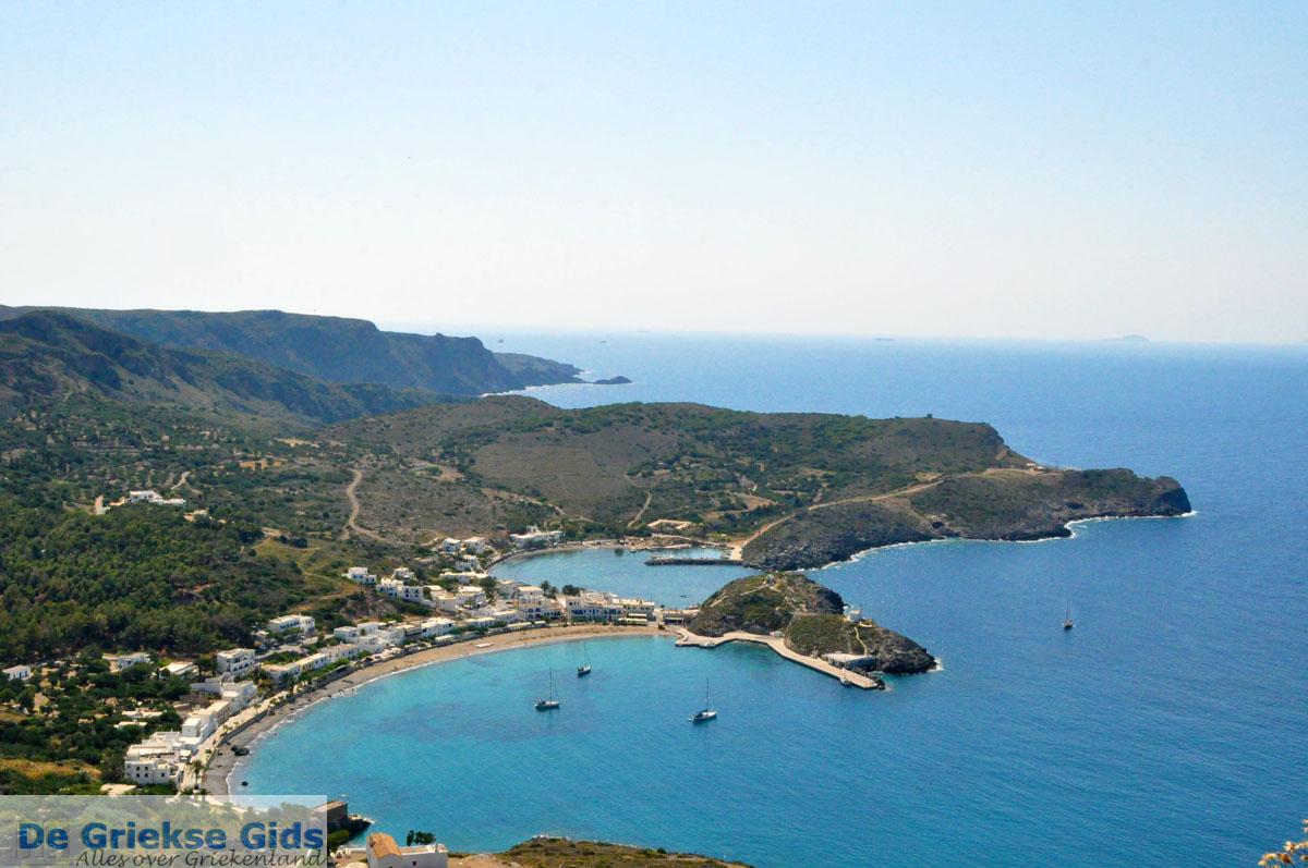 foto Kapsali Kythira stad (Chora)   Griekenland   De Griekse Gids 97